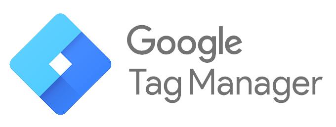 Googleタグマネージャーのロゴ